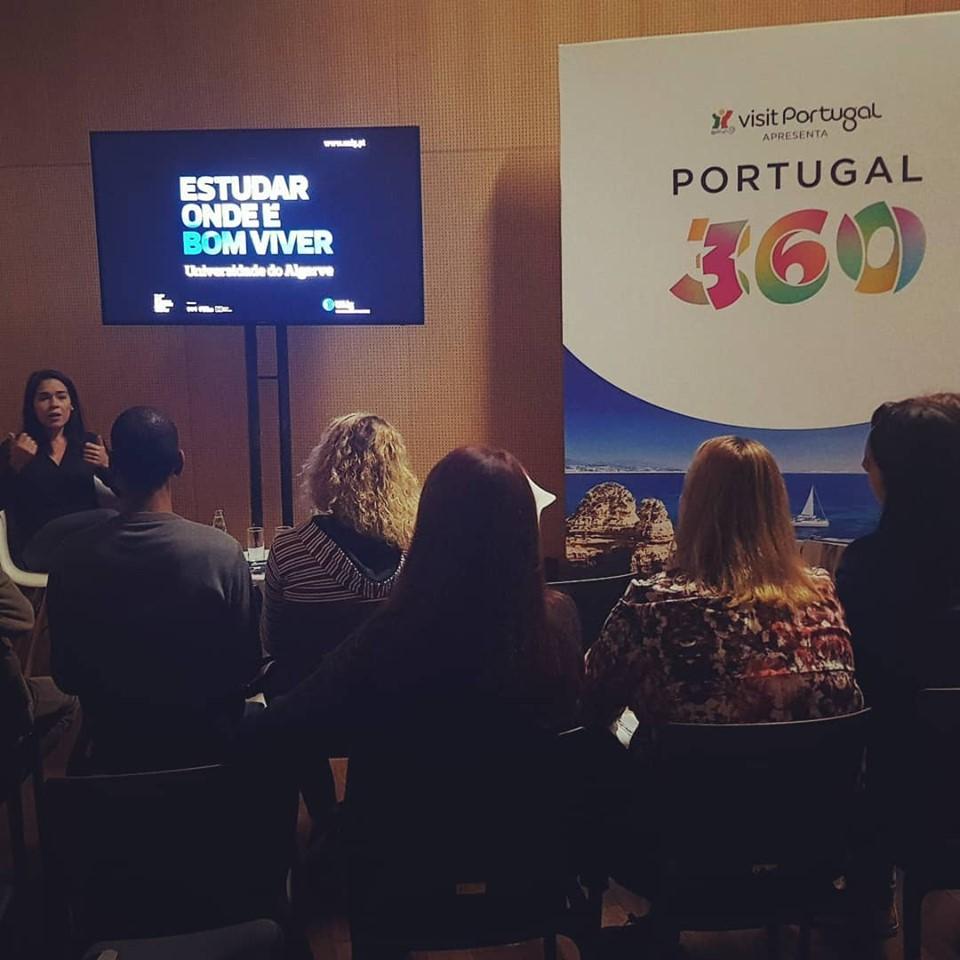 UAlg volta a estar presente no Portugal 360   Universidade